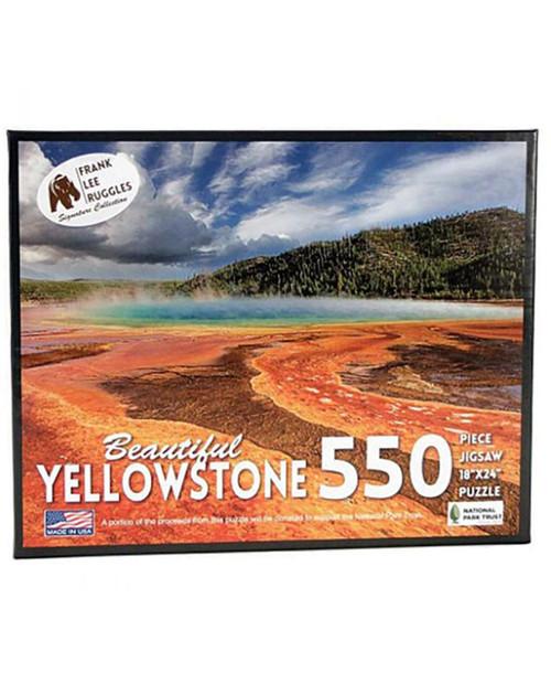 Beautiful Yellowstone Puzzle