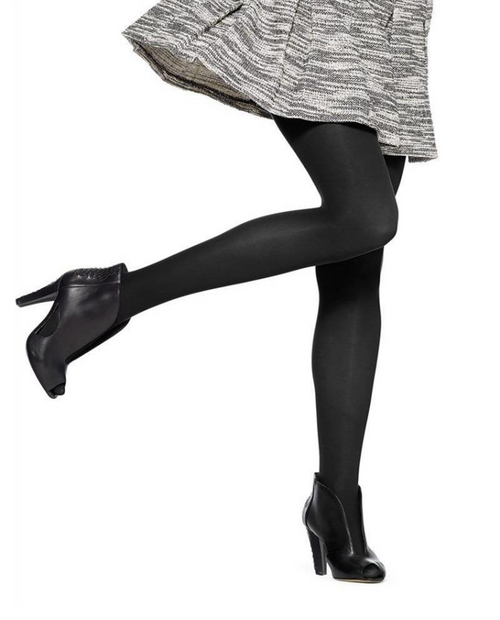 Super Opaque Tights with Control Top