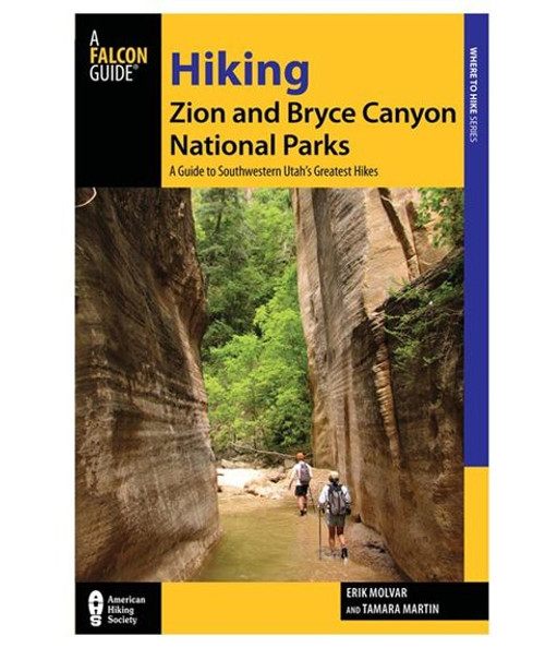 Hiking Zion and Bryce Canyon Nat'l Parks