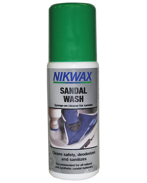 NIKWAX Sandal Wash 4.2oz/125ml