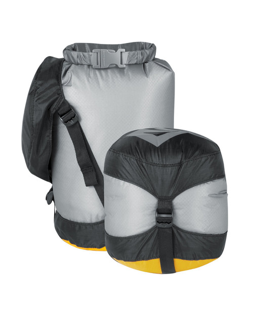 SEA TO SUMMIT Ultra-Sil Compression Dry Sack - XS - 6L - Grey