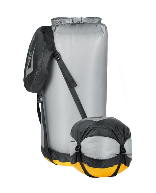 Ultra-Sil Compression Dry Sack M 14L Gr