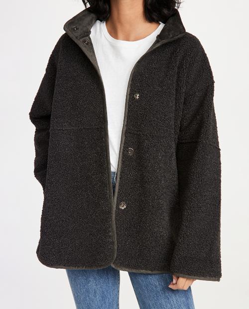 VELVET Lux Sherpa Coat