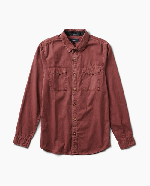Mens Well Worn L/S