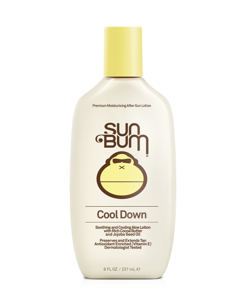 SUN BUM Cool Down Lotion (8 oz)