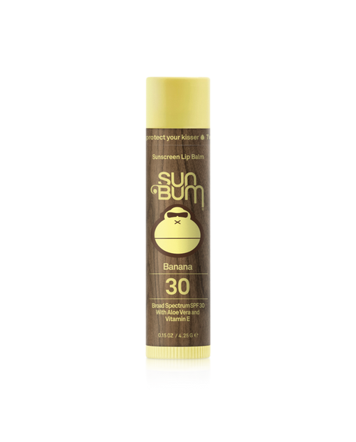 SUN BUM SPF 30+ Lip Balm (0.15 oz)