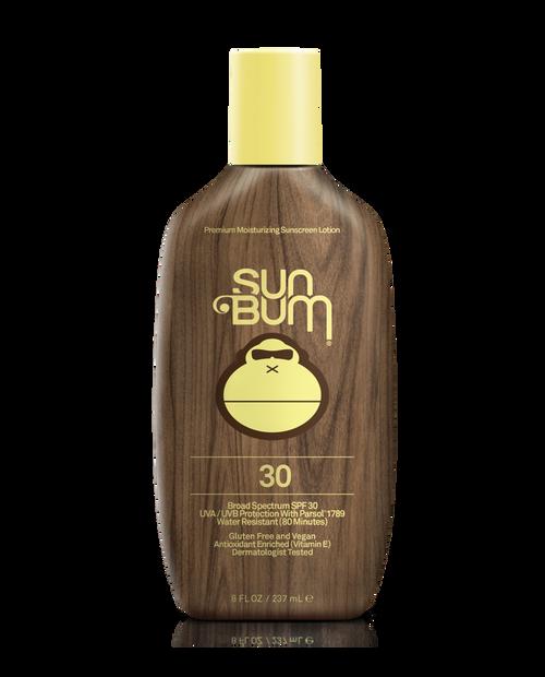 SUN BUM SPF 30+ Sunscreen Lotion (8 oz)