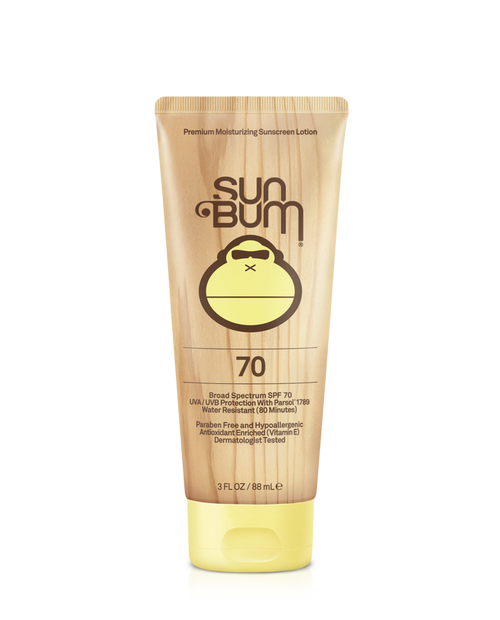 SUN BUM SPF 70 Sunscreen Lotion 3 oz