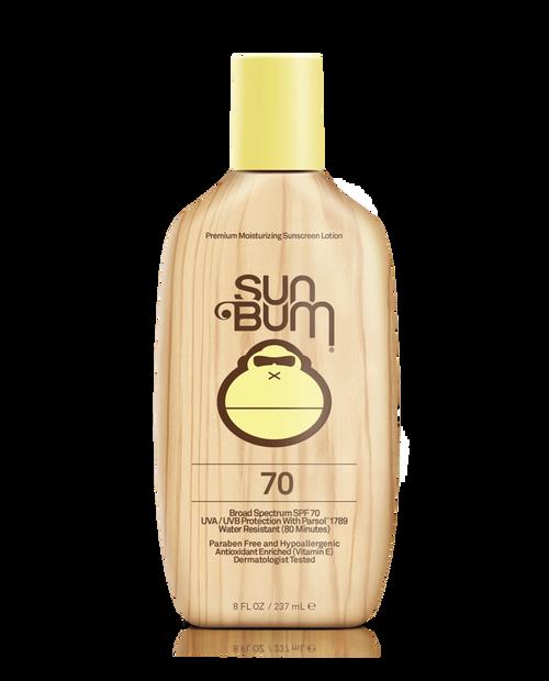 SUN BUM SPF 70+ Sunscreen Lotion (8 oz)