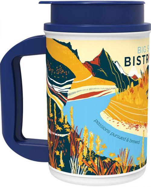 Big Sky Bistro French Press - Autumn - One Size