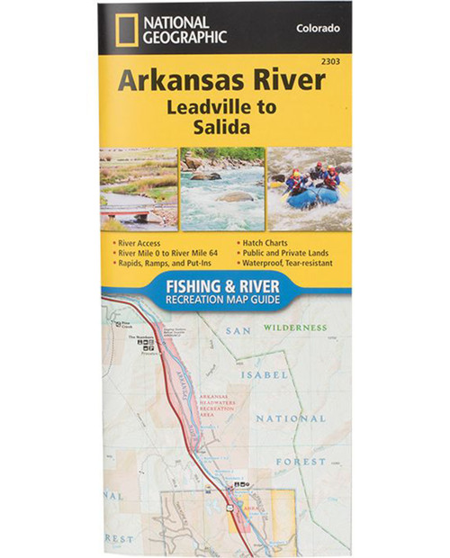 Liberty Mountain Arkansas River Leadville #2303