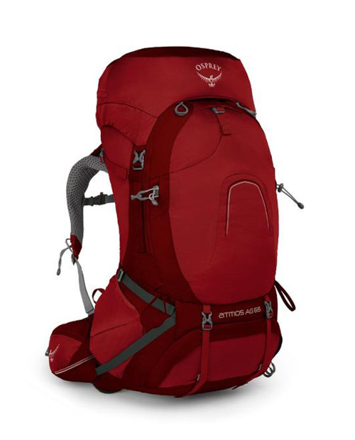 OSPREY Atmos AG 65 Rigby Red Large