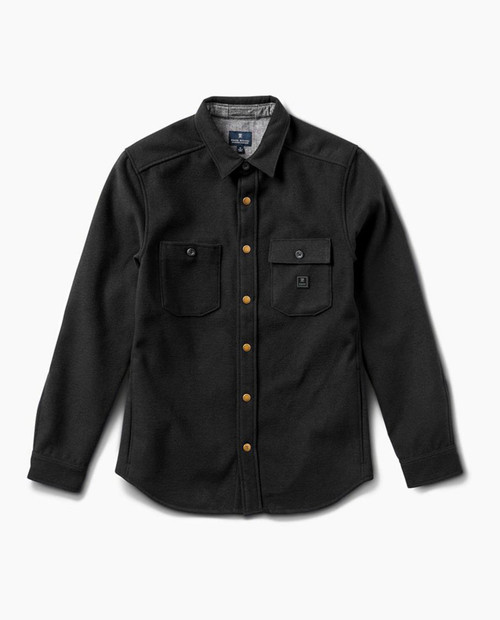 ROARK Men's Andes L/S Woven Button Down