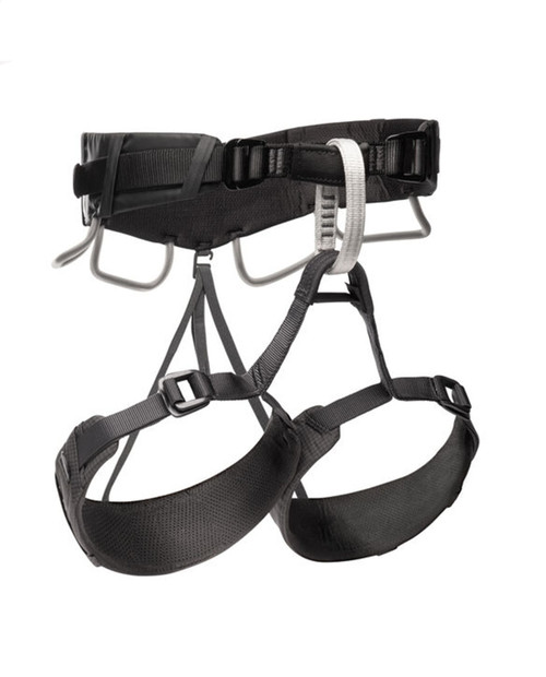 BLACK DIAMOND Momentum 4S Harness - ANTHRACITE