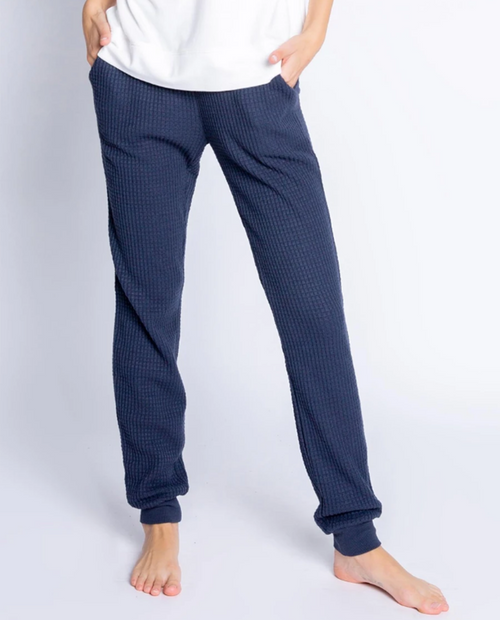 Womens Bnd Pant Morn Waff