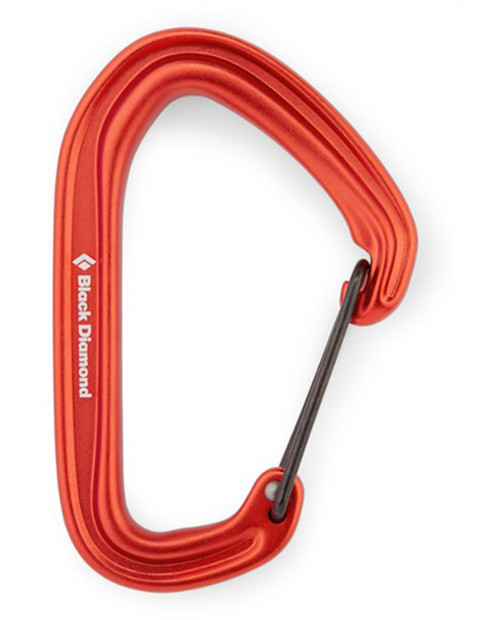BLACK DIAMOND Hotwire Carabiner New