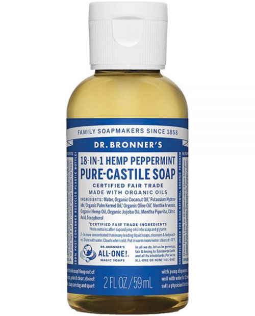 Dr. Bronners Peppermint 2oz