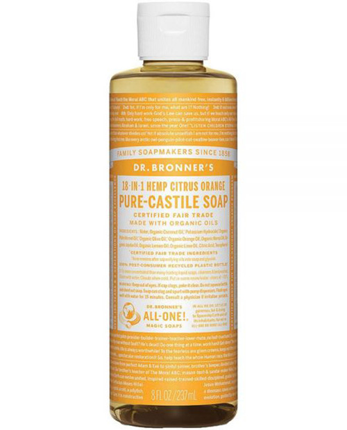 Dr. Bronner's Soap Citrus 8oz