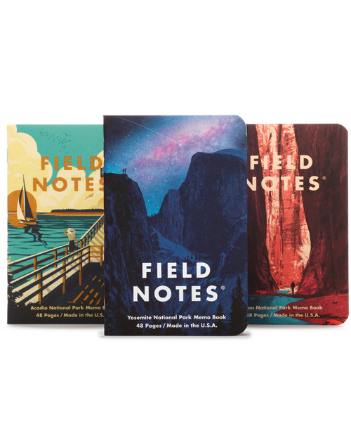 National Parks 3-Pack A