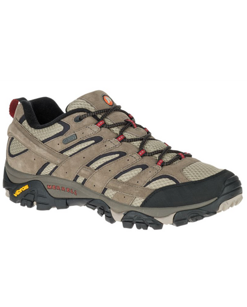 Merrell Mens MOAB 2 WATERPROOF