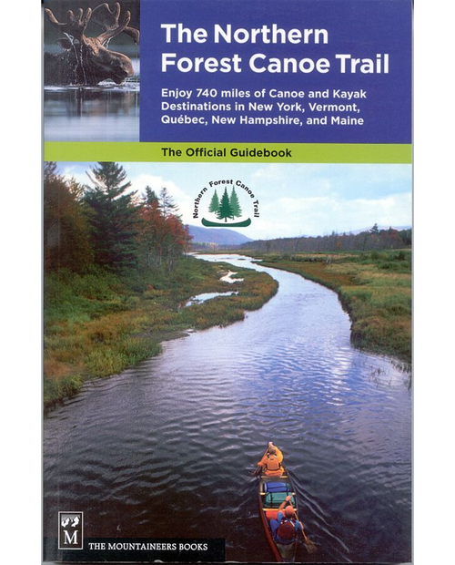 Northern Forest Canoe Trail Book