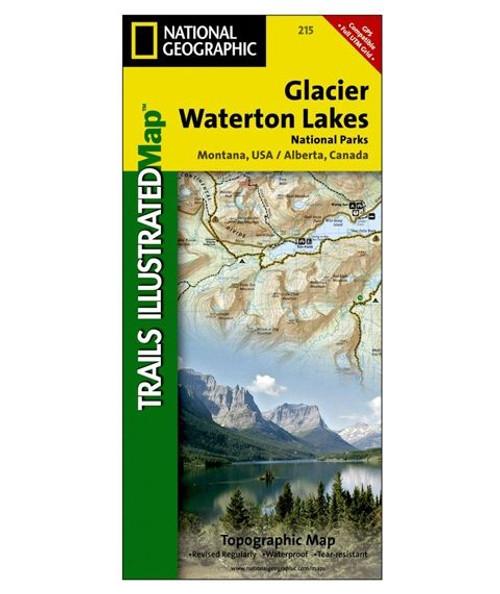 Glacier/Waterton Lakes #215