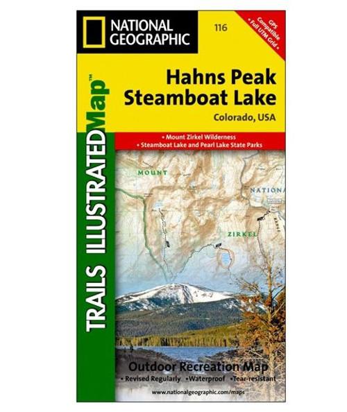 Hahns Steamboat Lake Colorado