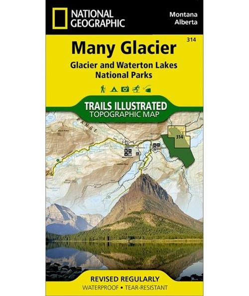 Many Glacier - Glacier Natl Park