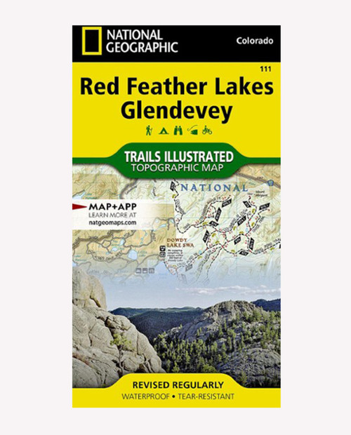 Red Feather Lakes Glendevey