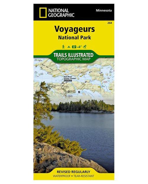 NATIONAL GEO MAPS Voyageurs National Park #264