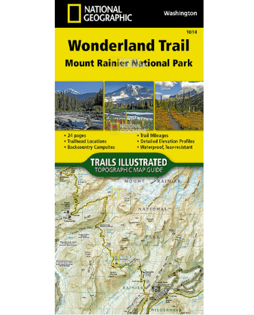 Wonderland Trail #1014
