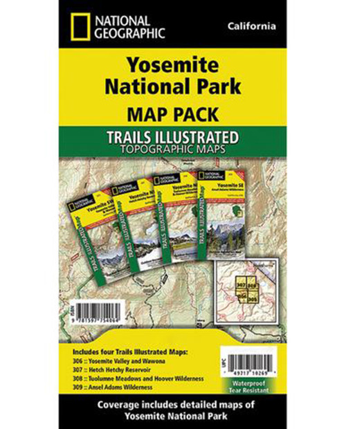 Yosemite National Park Pack Bundle
