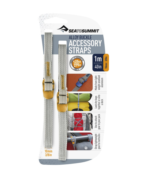 SEA TO SUMMIT Accessory Strap Pair 10mm 1M