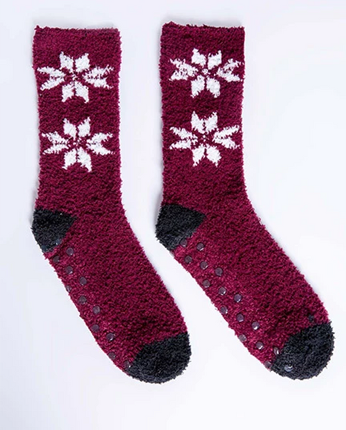 PJ Salvage Womens Fun Socks