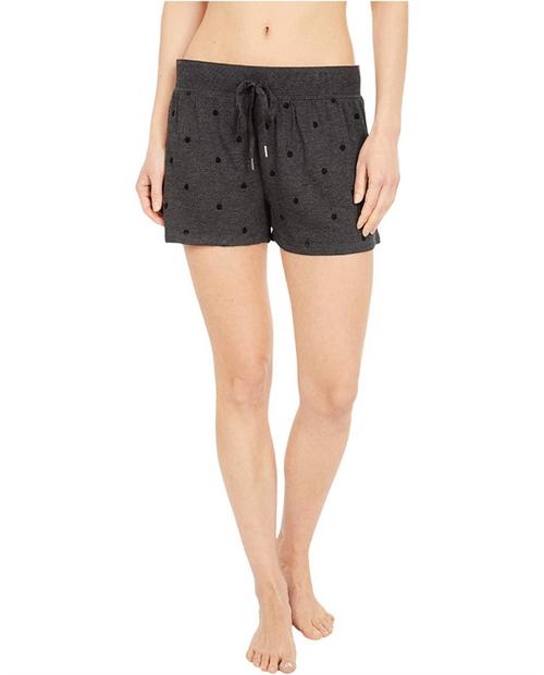 Womens Dot Snow Shorts