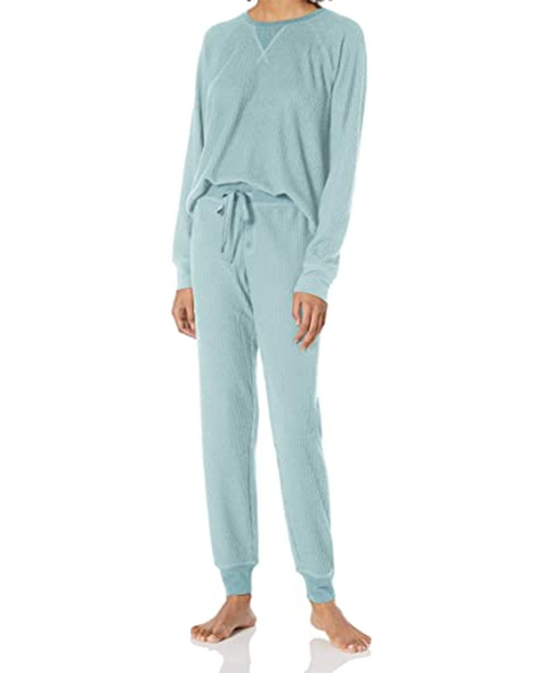 PJ SALVAGE Womens Jammie Ski Set