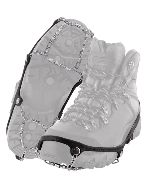 Yaktrax Diamond Grip Black Small