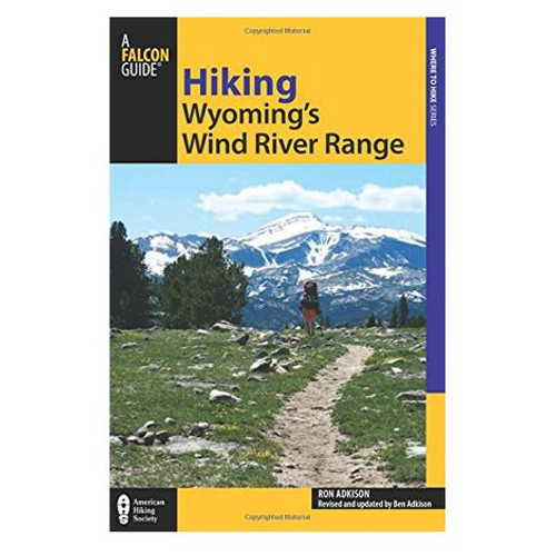 Hiking Wyomng Wind River Range