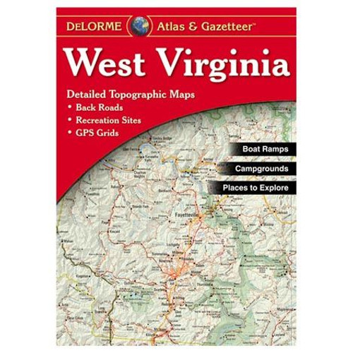 West Virginia Atlas