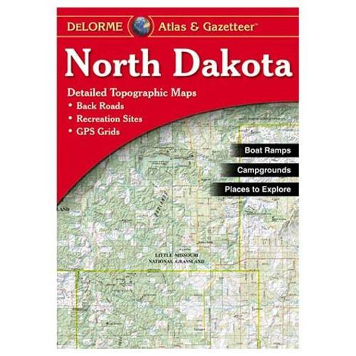 North Dakota Atlas