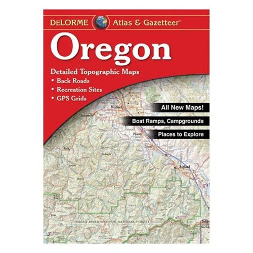 Oregon Atlas