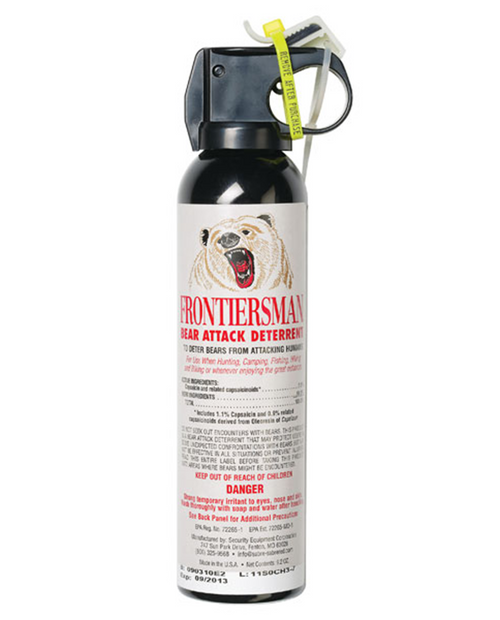 Bear Spray with Holster 9.2oz