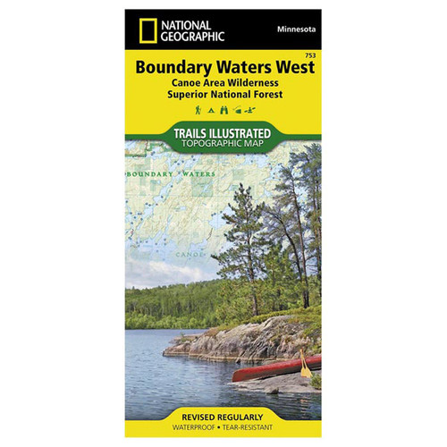 Boundary Waters West #753