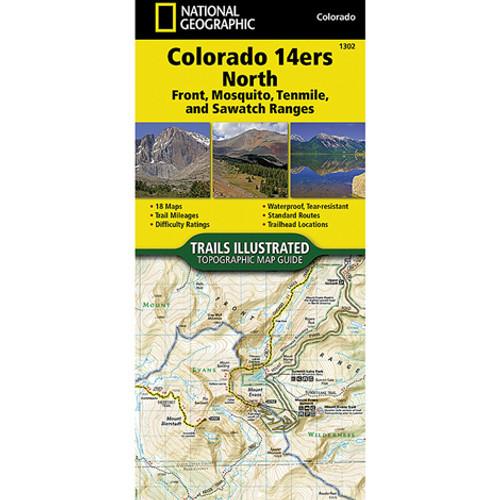 Colorado 14ers North #1302