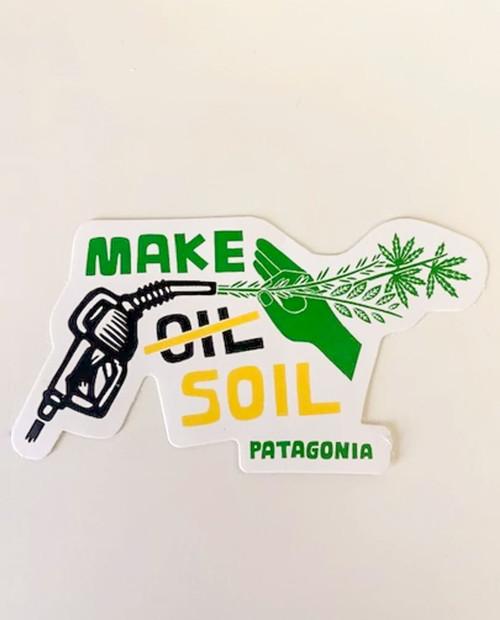 Make Soil Sticker