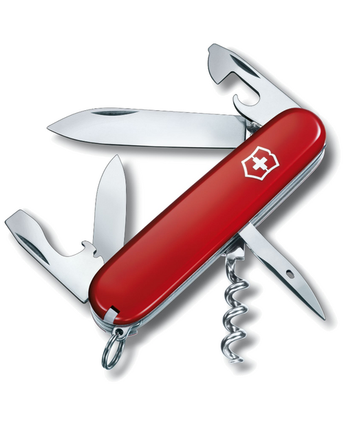 VICTORINOX SWISS ARMY Spartan Red