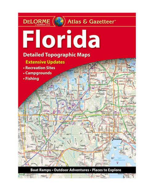 DELORME MAPPING Florida Atlas