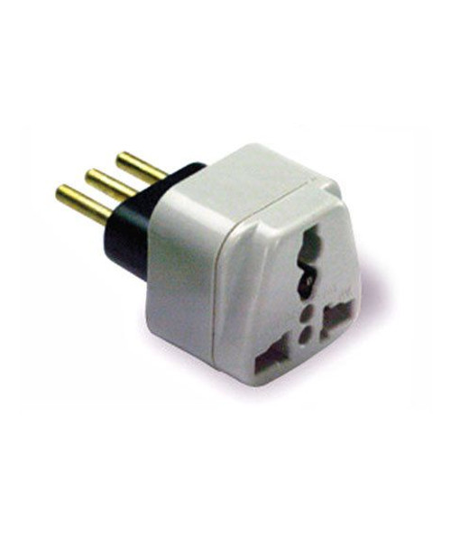 Grounded Italy Adapter Plug