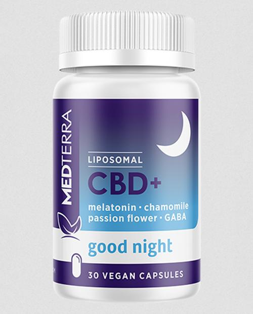 CBD MedOil Sleeping Pills