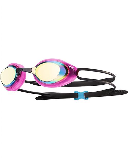 Black Hawk Racing Femme Mirrored Goggle